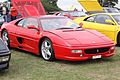 Ferrari - Knebworth House Classic Car Show August 2009 (3876162132).jpg