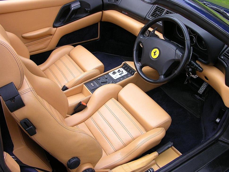 Ferrari 355 F1 GTS - Flickr - The Car Spy (15)