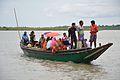 Ferry Boat Crossing River Matla - Godkhali - South 24 Parganas 2016-07-10 4810.JPG