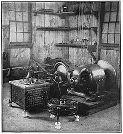 Fessenden alternator transmitter (1906).jpg