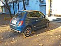 Fiat car parked, Dnipro.jpg