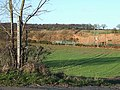 Field and Sand Quarry, near Halfpenny Green, Staffordshire - geograph.org.uk - 667635.jpg