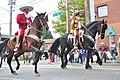 Fiestas Patrias Parade, South Park, Seattle, 2017 - 250 - horses.jpg