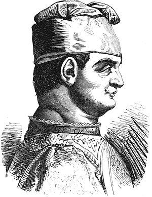 Agnese del Maino - Filippo Maria Visconti, Agnese's lover