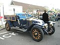 Fine old vintage car parked at Petersfield Station - geograph.org.uk - 1249486.jpg