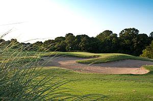 Firewheel Golf Park - Image: Firewheel Golf Park 2