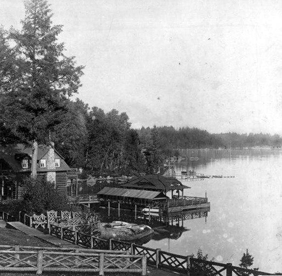 Upper Saranac Lake - Howling Pixel