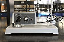 Melting point apparatus - Wikipedia