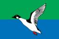 Flag of Cherepovetsky rayon (Vologda oblast).png