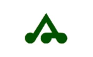 Kazamaura, Aomori - Image: Flag of Kazamaura Aomori