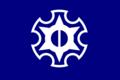 Flag of Nakatonbetsu Hokkaido.png