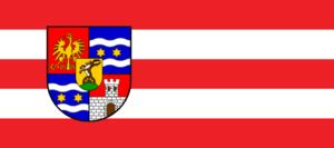 Varaždinske Toplice - Image: Flag of Varaždin County