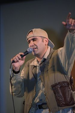 Flickr - Government Press Office (GPO) - A performance by Ofer Levy at the memorial service held for PM Yitzhak Rabin.jpg