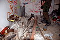 Flickr - Israel Defense Forces - Weapons Found in a Mosque During Cast Lead.jpg