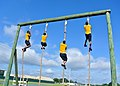 Flickr - Official U.S. Navy Imagery - Sailors climb obstacle course ropes..jpg