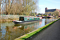 Flickr - ronsaunders47 - BARGES ON THE CANAL.Avoiding the traffic jams..jpg