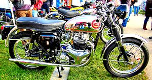 Flickr - ronsaunders47 - BSA ROCKET GOLD STAR. 650cc TWIN. 1962-1963. UK..jpg