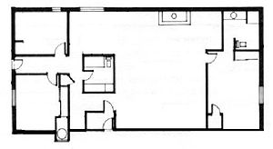 English: another floor plan