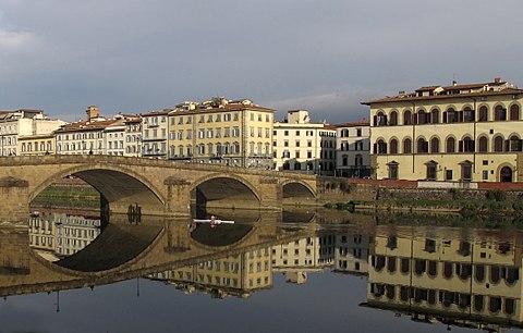 Florence Ponte alla Carraia