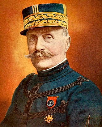 Marshal of Poland - Image: Foch
