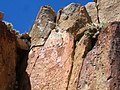 Foot Petroglyphs in Fremont Indian State Park dyeclan.com - panoramio.jpg