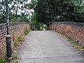 Footbridge over the railway - geograph.org.uk - 1392168.jpg