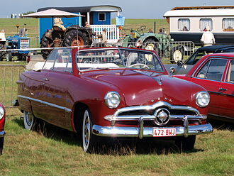 1949 Ford - Image: Ford 472 BWJ