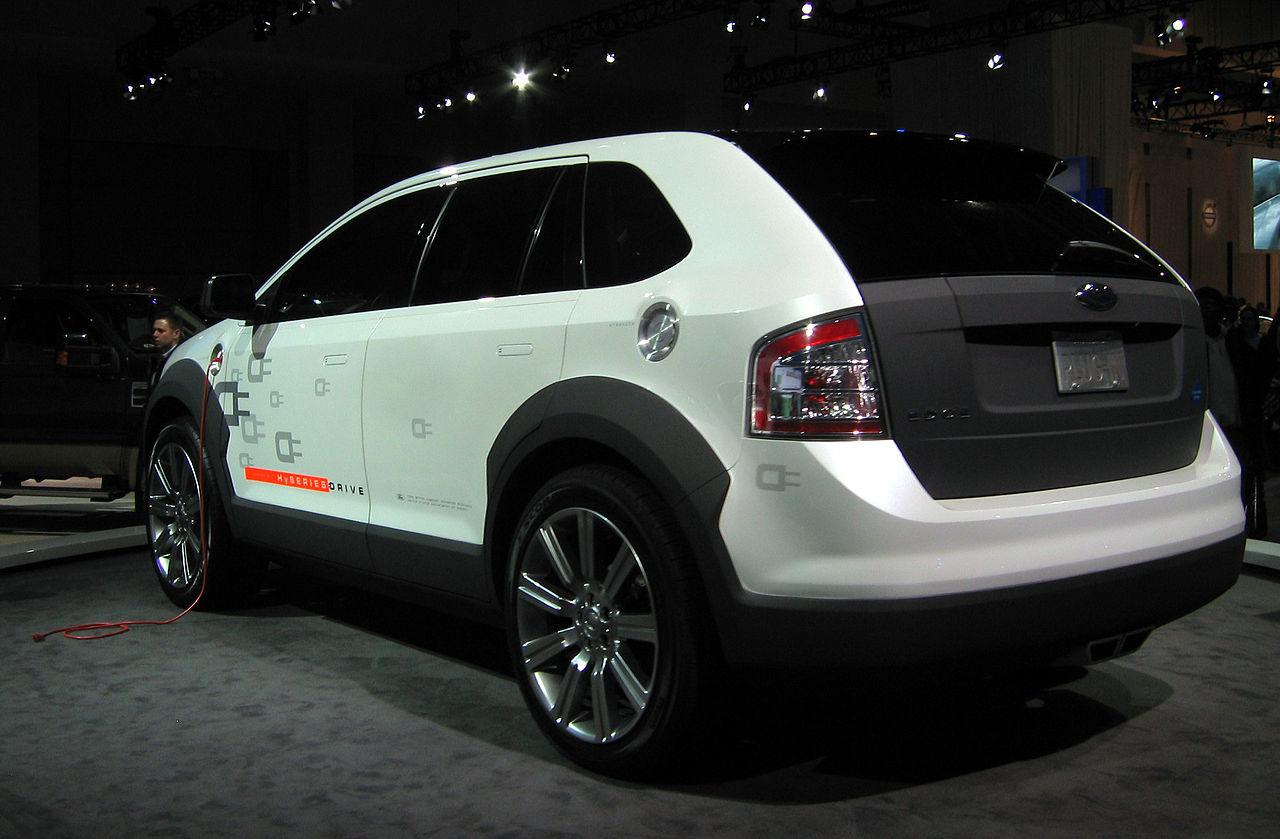 2007 ford edge sel 4dr suv 3 5l v6 awd auto. Black Bedroom Furniture Sets. Home Design Ideas