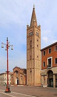 Abbey of San Mercuriale, Forlì church