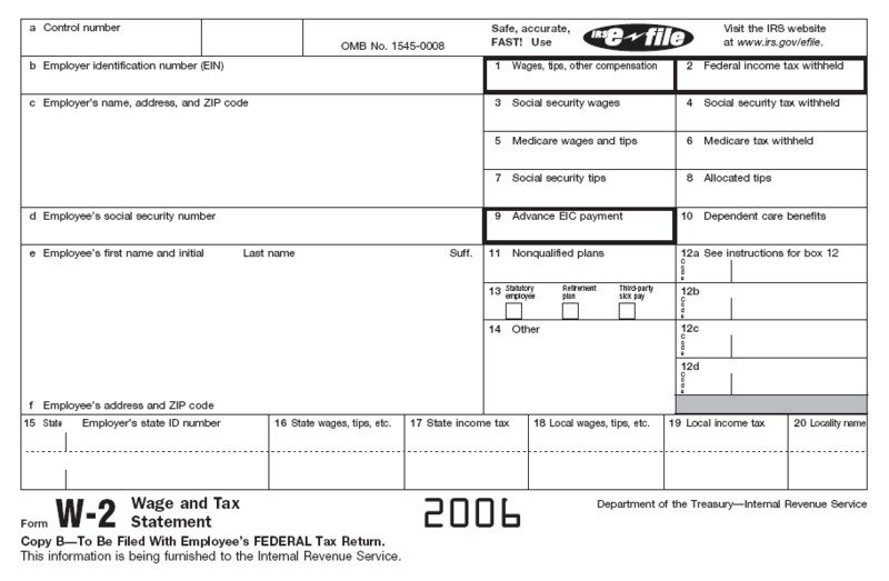 File:Form W-2, 2006.png - Wikipedia
