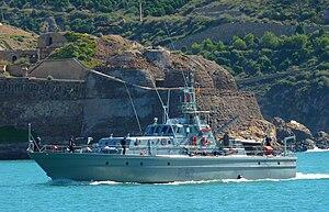 Cartagena Naval Base - ESPN Formentor (P-82)