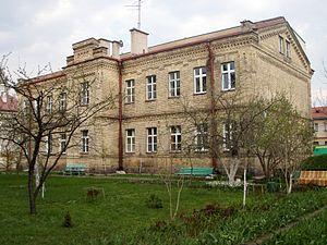 1st Krechowce Uhlan Regiment - Former barracks of the regiment in Augustów