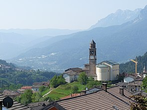 Fornace-castle and church of San Martino-north.jpg