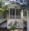 Fort Johnson - President's House - front door.JPG