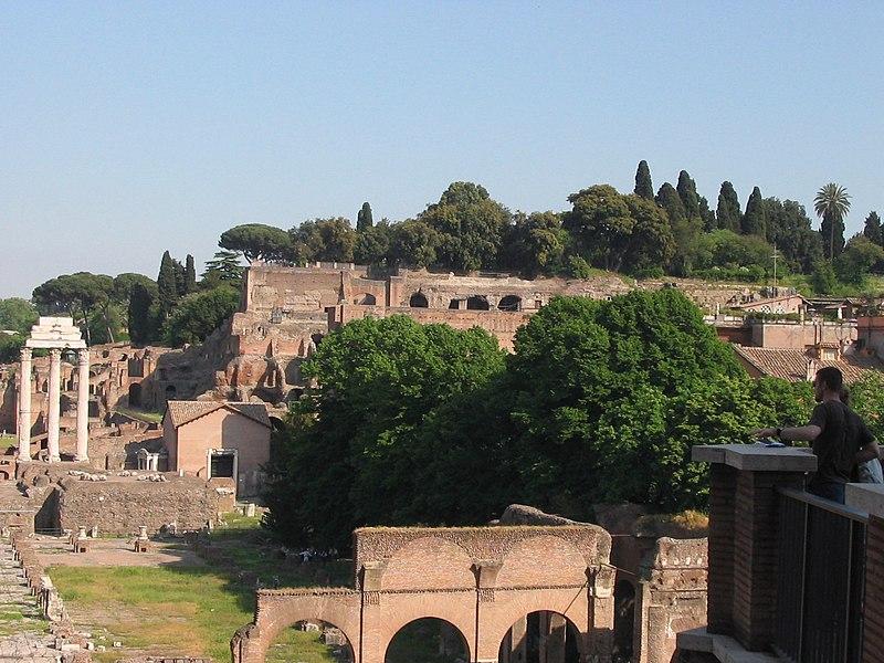 Forum Romanum - panoramio.jpg