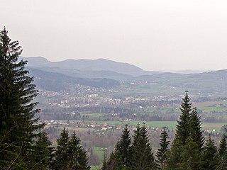 Frýdlant nad Ostravicí Town in Czech Republic