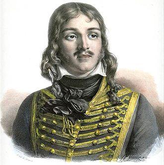 Battle of Grandreng - François Marceau