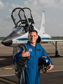 Francisco Rubio (astronaut) - Wikipedia