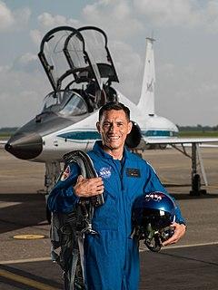 Francisco Rubio (astronaut) US astronaut candidate