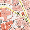 Frankfurt Altstadt-Position-Fuersteneck-Ravenstein1861.jpg