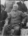 Franklin D. Roosevelt in Quebec, Canada - NARA - 197060.tif