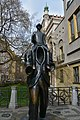 Franz Kafka monument in Prague Old Town (25982120950).jpg