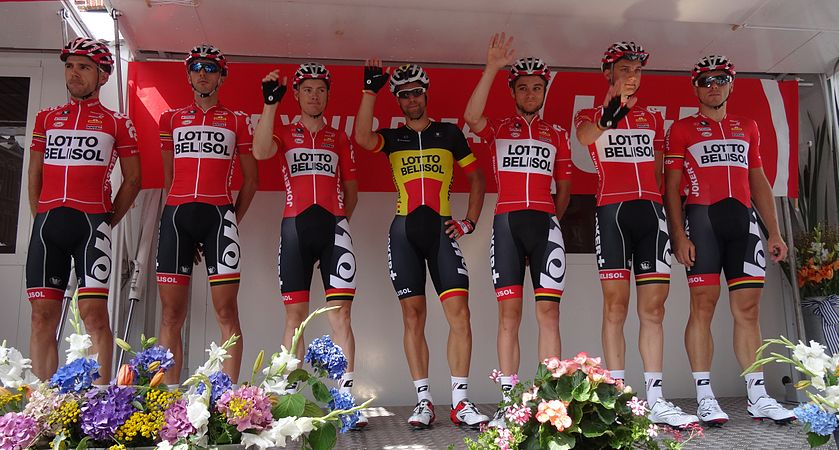 Frasnes-lez-Anvaing - Tour de Wallonie, étape 1, 26 juillet 2014, départ (B098).JPG