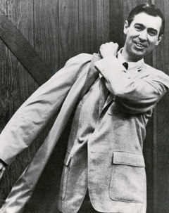 Fred Rogers Fred Rogers, late 1960s.jpg