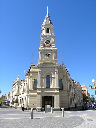 City of Fremantle - Fremantle Town Hall
