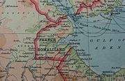 French Somaliland 1922