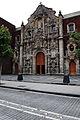 Frente al Templo de San Felipe Neri El Nuevo.jpg