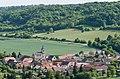 Freyburg an der Unstrut, Ortsansicht Nißmitz von der Neuenburg-001.jpg