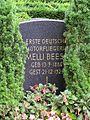 Friedhof Schmargendorf - Grab Melli Beese.jpg