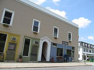 Fries, Virginia Town in Virginia, United States